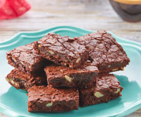 Oaxacan Chocolate Brownies