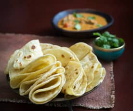 Roti (for two)