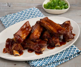 Sweet and Sour Pork Ribs (TM5/6 Metric)