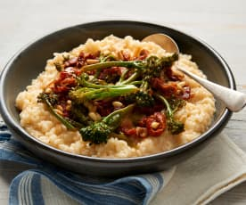 Risotto with Broccolini