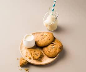 Cookies alle nocciole (senza glutine)