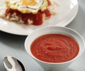 Sauce tomates à l'espagnole
