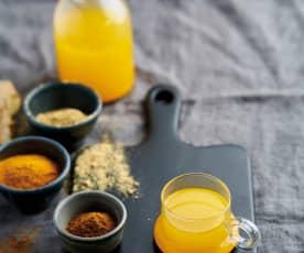 Chá dourado