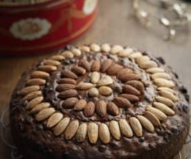 Quick Christmas Cake
