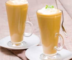 Latte pieczarkowe