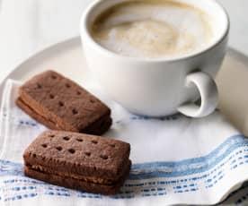 Schokoladen-Bourbons