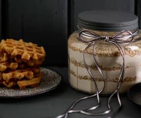 Gofres (preparado casero para tortitas y gofres)
