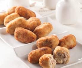 Croquetas de cocido madrileño