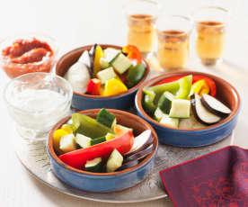 Türkisches Gemüse