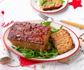 Pastel de carne americano (Meat loaf)