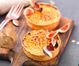 Tartelette au foie gras
