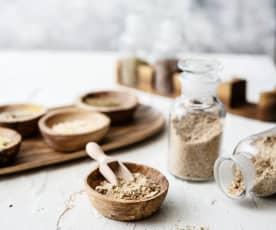 Sustituto de sal casero