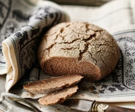 Pane di segale vallesano