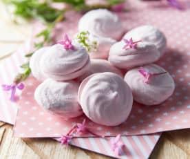 Zéphyrs fraise-lavande