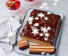 Spiced Polish Christmas cake