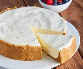 New Orleans Style Cheesecake