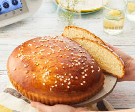 Le pain bénit