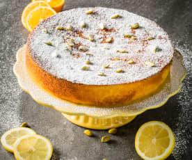Orangen-Mandel-Kuchen (glutenfrei)