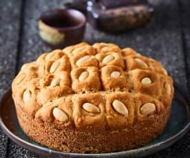 Namura (pastel de semolina de trigo)