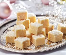 Kokosnuss-Fudge