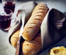 Baguettes auf die Schnelle