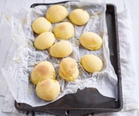 Pães de queijo da Sena