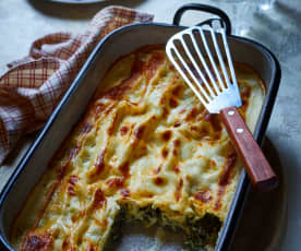 Spinat-Cannelloni