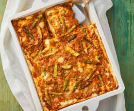 Lasagne vegetariane (senza glutine) (Bimby Friend)