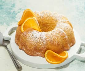 Whole Orange Bundt Cake