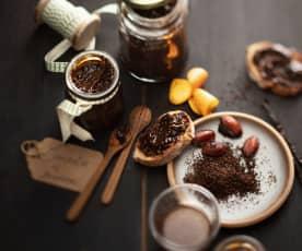 Compotée de pruneaux, cannelle et vanille