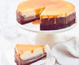Karamell-Cheesecake