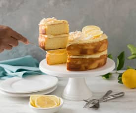 The ultimate low carb celebration cake