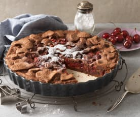 Toms Cherry Schoko Pie