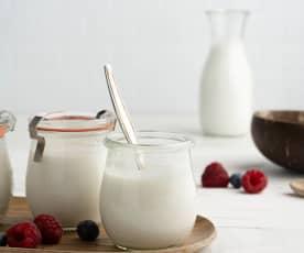 Jogurt kokosowy (wegański)