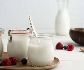 Kokosjoghurt (vegan)