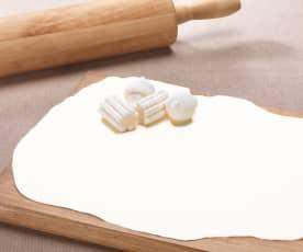 Fondente di marshmallows