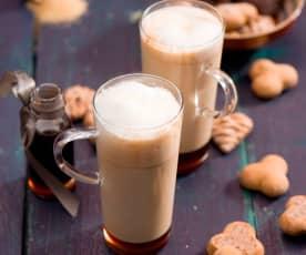 Perníkové latté