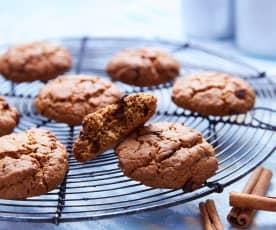 Cookies choco-speculoos