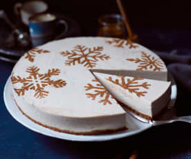 Zimt-Weihnachtstorte