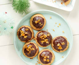 Gluten Free Chocolate Orange Cookies