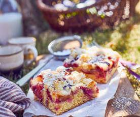 Zwetschgen-Streusel-Kuchen