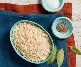 Basic Parboiled White Rice