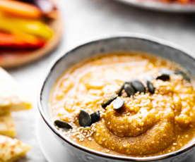 Caviar de potiron au cumin