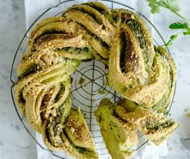 Kräuter-Knoblauch-Brot