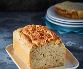 Pan de caja sin gluten