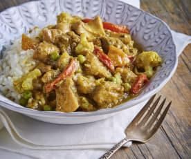 Mild Thai Green Curry