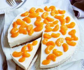 Nougat küsst Orange
