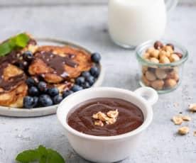 Krem orzechowo-czekoladowy bez laktozy