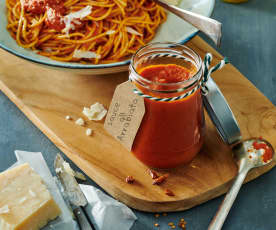 Sauce all'Arrabiata