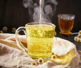 Latte de té de manzanilla TM6